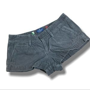 AMERICAN EAGLE OUTFITTERS CORDOROY SHORT SHORTS 6